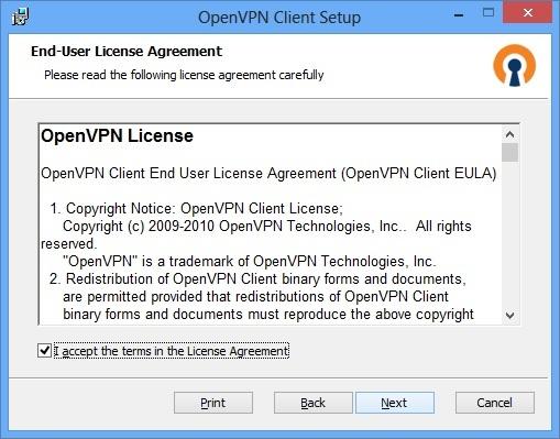 How To Setup SSL (OpenVPN) Connection On Windows 8   Super